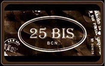 Logo de la marca BCN25BIS