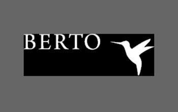 Logo de la marca BERTO